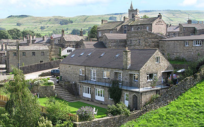 Loxley House B&B in the Yorkshire Dales