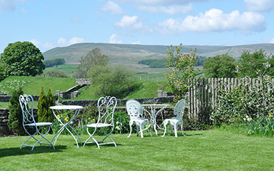 Stay in the Yorkshire Dales National Park