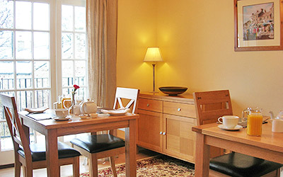 Loxley House Luxury Bed and Breakfast in the Yorkshire Dales